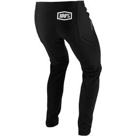 100% R-Core-X DH Bas de cyclisme Homme, black